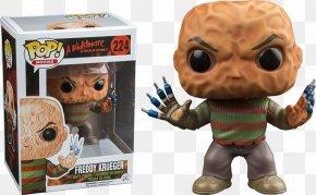 Toy - Freddy Krueger Jason Voorhees Funko A Nightmare On Elm Street Michael Myers PNG