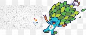 Rio 2016 Olympic Mascots Vinnie Matthews Creative Panels - 2016 Summer Olympics 2020 Summer Olympics 2016 Summer Paralympics Rio De Janeiro 2018 Winter Olympics PNG