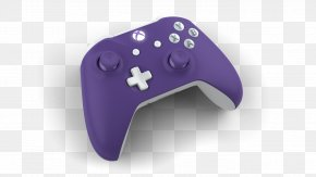 Xbox - Xbox One Controller Xbox 360 Controller Game Controllers PNG