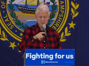 Bill Clinton - Bill Clinton New Hampshire President Of The United States Democratic Party Republican Party PNG