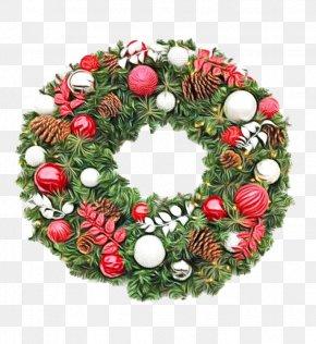 Christmas Ornament Wreath Christmas Day PNG