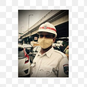 Traffic Police - Fashion PM 2.5 Particulate Respirator Type N95 Clothing Accessories Mask PNG