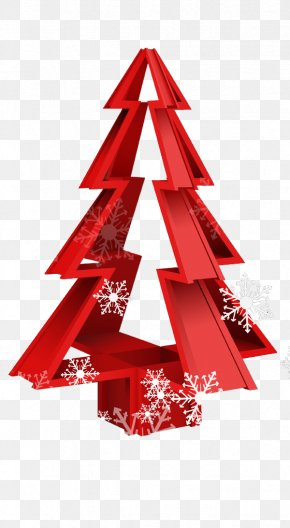 Iron Christmas Tree,snowflake - Christmas Tree PNG