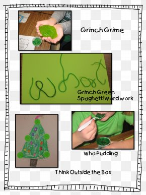 Christmas - How The Grinch Stole Christmas! Holiday Gift Greeting & Note Cards PNG