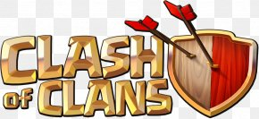 Clash Of Clans Transparent Image - Clash Of Clans Clash Royale Boom Beach Logo Mobile Game PNG