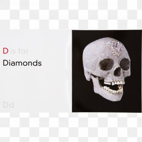 Damien Hirst For The Love Of God: The Making Of The Diamond Skull Damien Hirst: ABCSkull - For The Love Of God PNG