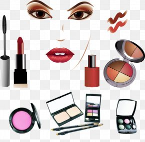 Makeup Beauty - Cosmetics Make-up Artist Beauty PNG