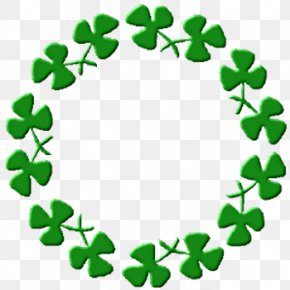 Saint Patrick's Day - Saint Patrick's Day Shamrock Irish People Seal Clip Art PNG