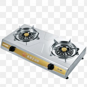 Double Oven Gas Stove - Furnace Hearth Gas Stove Oven PNG