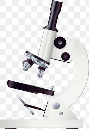 Vector Microscope Illustration - Microscope Stock Photography Royalty-free PNG