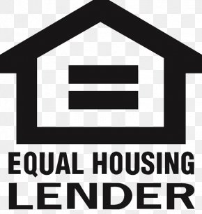 Equal Sign - Fair Housing Act Equal Housing Lender Mortgage Loan Federal Deposit Insurance Corporation PNG