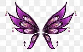 Wings - Butterfly Sirenix Mythix DeviantArt Purple PNG