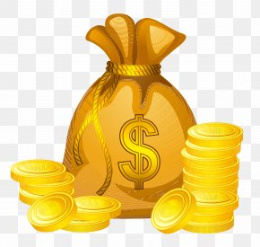 Bag Of Money Clipart Picture - Money Papua New Guinean Kina Cash Currency Converter PNG