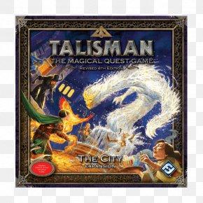 Talisman - Talisman Fantasy Flight Games Board Game Expansion Pack PNG