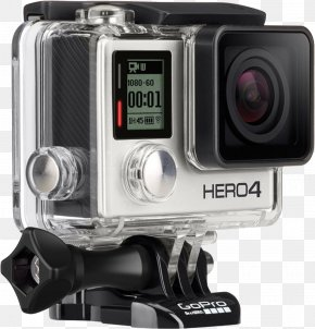 GoPro Camera - GoPro Action Camera 4K Resolution 1080p PNG