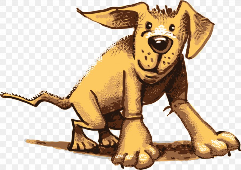 Puppy Dog Breed Clip Art, PNG, 2229x1575px, Puppy, Animated Cartoon, Animation, Art, Bark Download Free