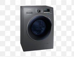 Samsung - Washing Machines Samsung Clothes Dryer Home Appliance PNG