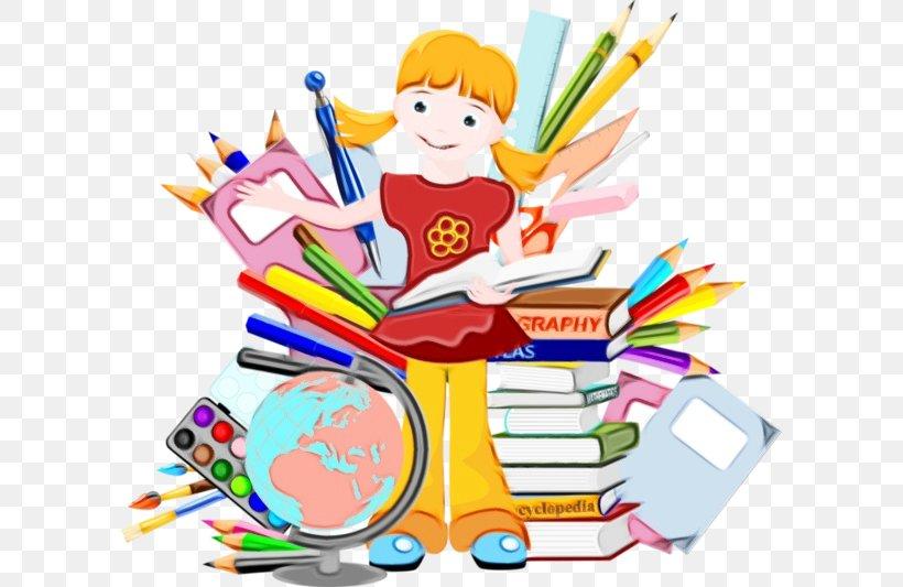 Watercolor Cartoon Png 600x533px Watercolor Art Art School Cartoon Education Download Free