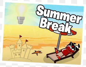 Summer Vacation - Cartoons Summer Vacation PNG