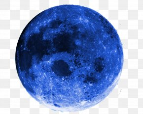 Lily Of The Valley - January 2018 Lunar Eclipse Blue Moon Supermoon Full Moon PNG