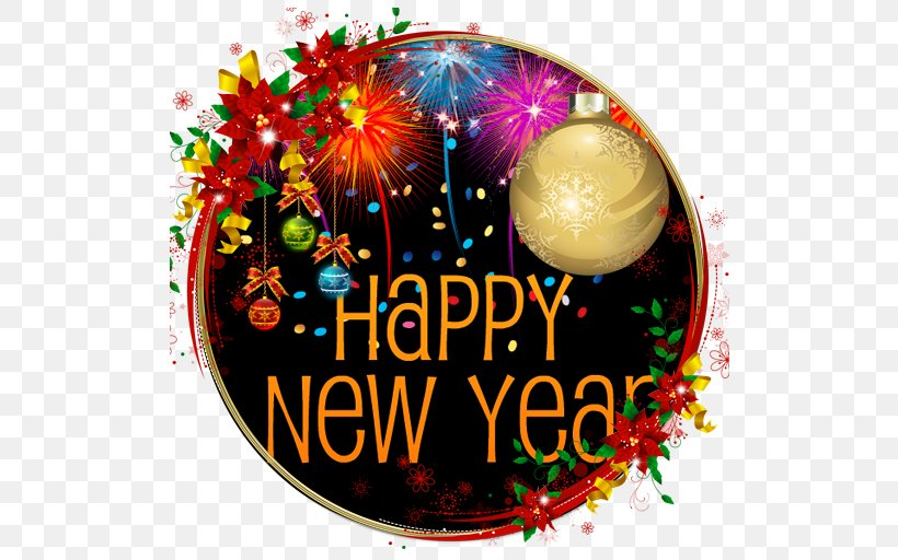 New Year's Day New Year's Eve Happy New Year, PNG, 512x512px, 2017, 2018, 2019, New Year, Christmas Download Free
