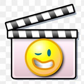 Flintstone Comedy Hour - Silent Film Clapperboard Clip Art PNG