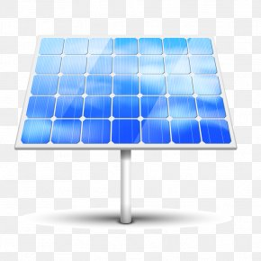 Cartoon Solar Panels - Solar Panel Solar Power Solar Energy Renewable Energy PNG