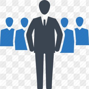 Business Team Icon Business Businessman Leader - Human Resource Management Leadership Business Best Practice PNG