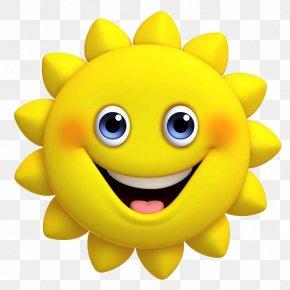 Smile Smile Sun - Icon Design Icon PNG