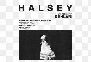 Hopeless Fountain Kingdom - Brand Font PNG