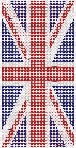 United Kingdom - Flag Of The United Kingdom Refrigerator Smeg PNG
