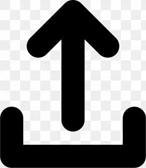 Arrow - Arrow Upload Computer File PNG