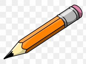 Pencil - Mechanical Pencil Drawing Clip Art PNG