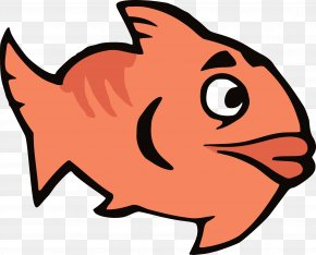 Fish - Fish Cartoon Clip Art PNG