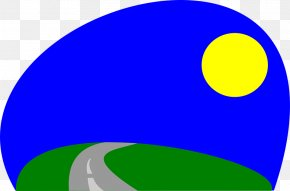 Logo Electric Blue - Circle Electric Blue Logo PNG