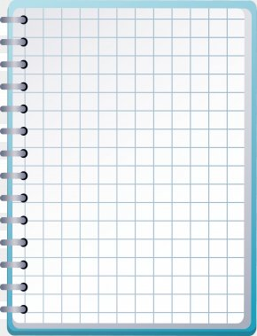 Form Notebook - Paper Notebook Icon PNG