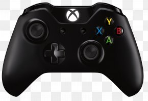 Xbox Gamepad - Xbox One Controller Xbox 360 Controller Game Controller PNG