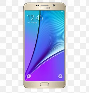 Galaxy - Samsung Galaxy Note 5 Android LTE Telephone PNG