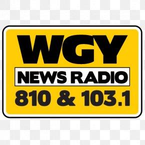 WGY Albany Latham All-news Radio IHeartRADIO PNG