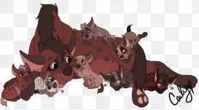 Hyena - Horse Cattle Mammal Pack Animal PNG