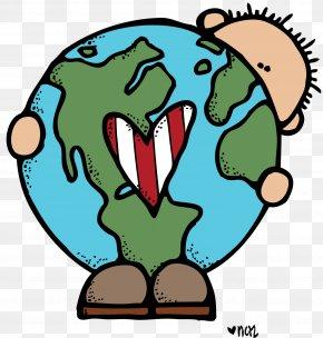 Cute Globe Cliparts - Earth Day Natural Resource Natural Environment Clip Art PNG