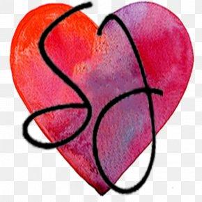 Heart Watercolor - Heart Love Desktop Wallpaper WEIHNACHTSGESCHICHTEN AM KAMIN 2 Wallpaper PNG