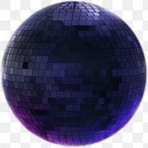 Technological Sense Glass Ball - Ball Sphere PNG
