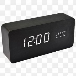TIMESS Alarm Clock - Light-emitting Diode Alarm Clock Table PNG
