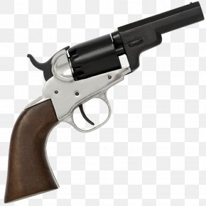 Weapon - Colt Pocket Percussion Revolvers Firearm Trigger Colt's Manufacturing Company PNG