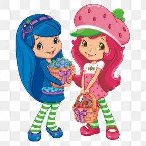 Strawberry - Muffin Strawberry Shortcake Blueberry PNG