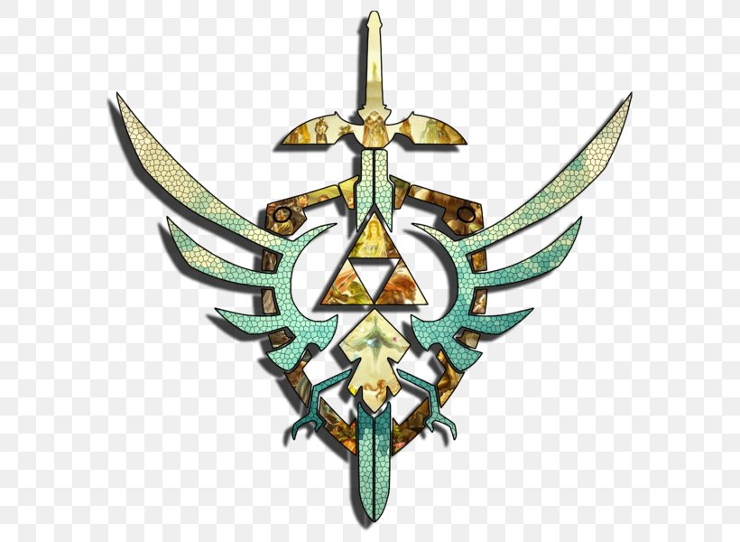 Symbol Tribe The Legend Of Zelda Breath Of The Wild Png 600x600px Symbol Anchor Legend Of
