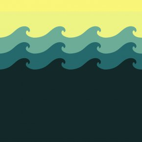 Wave Pattern Cliparts - Wind Wave Wave Vector Clip Art PNG