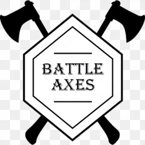 Battle Axe - Battle Axes, LLC Brand Clip Art PNG