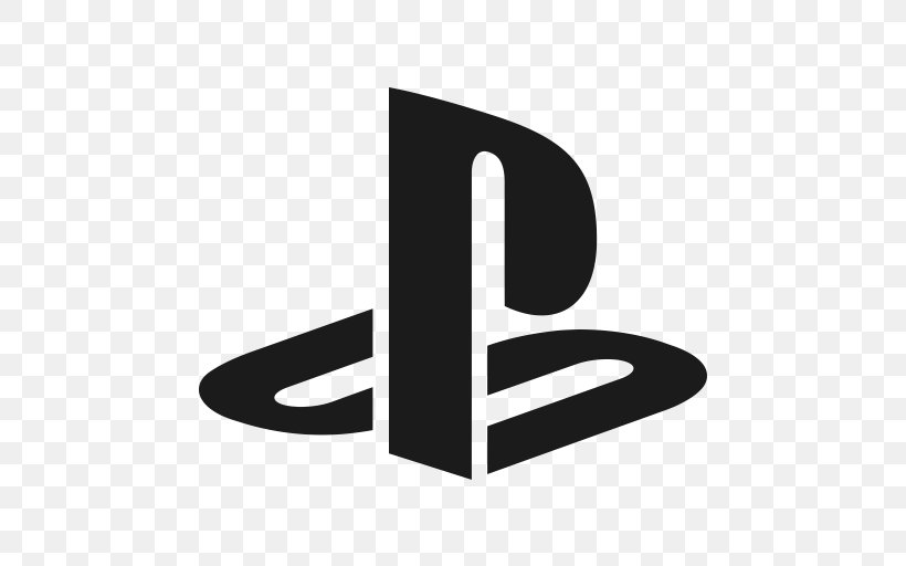PlayStation 2 PlayStation 4 Logo, PNG, 512x512px, Playstation 2, Black And White, Brand, Decal, Logo Download Free